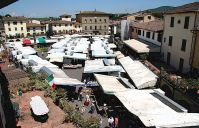 Greve in Chianti Saturday market