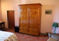 Lodgings in Chianti
