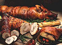 Porchetta - Tuscan roast pork