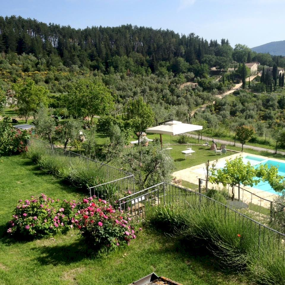Podere Torre Tuscan Farm House Accommodation