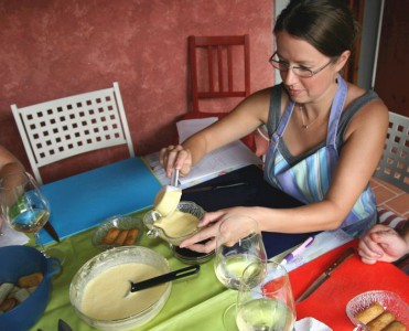 Cooking lessons in Tuscany