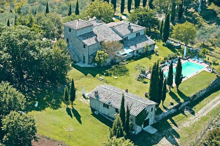 Agriturismo near Castellina in Chianti