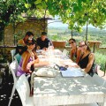 Wine tasting in Chianti