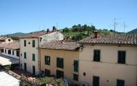 Holiday lodging in Chianti