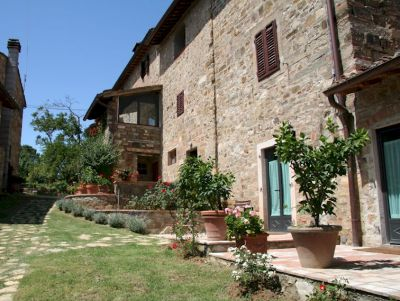 Montebeni vacation apartments in Tuscany, Italy