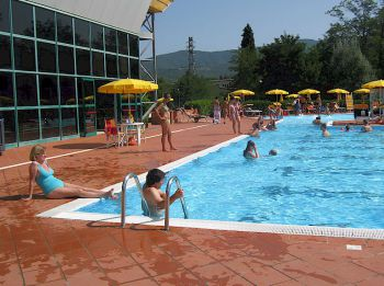 Greve in Chianti Public Swimming Pool