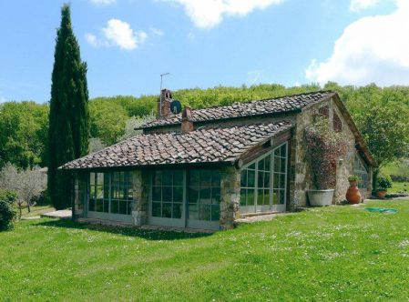 Tuscany fienile (restored barn) 5 guests