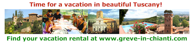 Greve in Chianti tourist guide and information