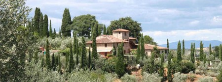 Villas and vacation accommodations in Chianti Italy