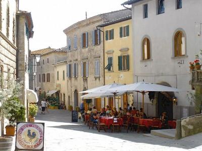 Castellina in Chianti, Tuscany, Italy