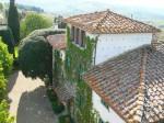 Luxury hotel in Chianti
